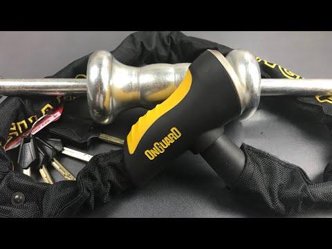 [681] Slide Hammer vs. OnGuard Mastiff Bicycle Chain Lock