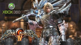 Soulcalibur IV playthrough (Xbox 360)