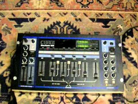 DISCO MIXER CLOUD DISCO MASTER 1200.Made in England