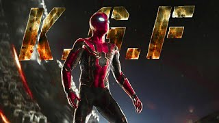 Dheera Dheera Spiderman version | KGF | Tamil Multiverse