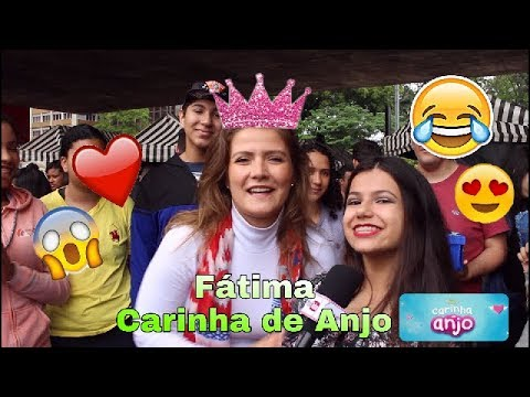 ENTREVISTA COM A MINHA AMIGA RAI TEICHIMAM (FÁTIMA - CARINHA DE ANJO)