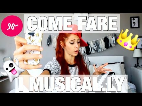 || COME FARE I MUSICAL.LY || Samantha Frison