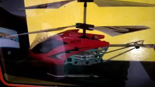 CARA MENERBANGKAN HELICOPTER REMOT CONTROL 3.5 CHANNEL