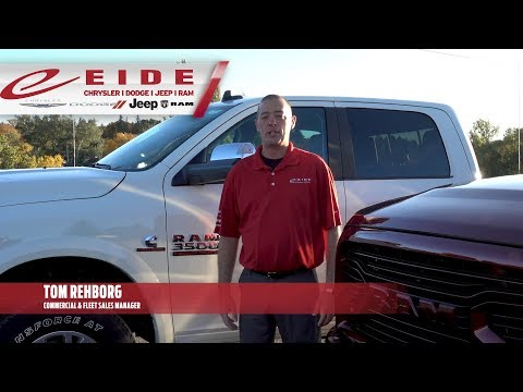 What's the Difference Between the RAM 2500 and RAM 3500