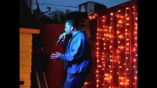 Derrick William Karaoke Cover of Eric Benét - Sometimes I Cry at Monkeys Tale- Monkey Idol #10