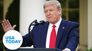 President Trump honors veterans for Memorial Day   USA TODAY