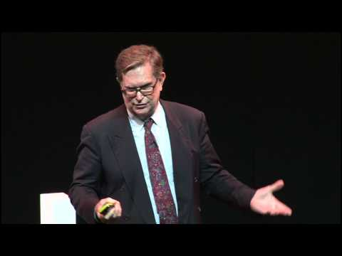 Thumbnail: You are a Simulation & Physics Can Prove It: George Smoot at TEDxSalford
