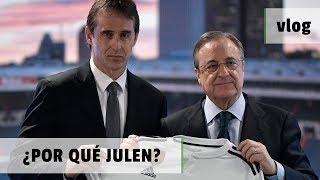 ¿Cómo es Julen Lopetegui, nuevo entrenador del Real Madrid? | vlog