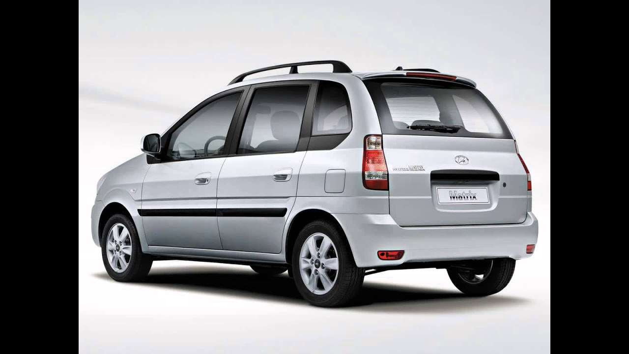 Hyundai hyundai matrix : Hyundai Matrix Exterior & Interior - YouTube