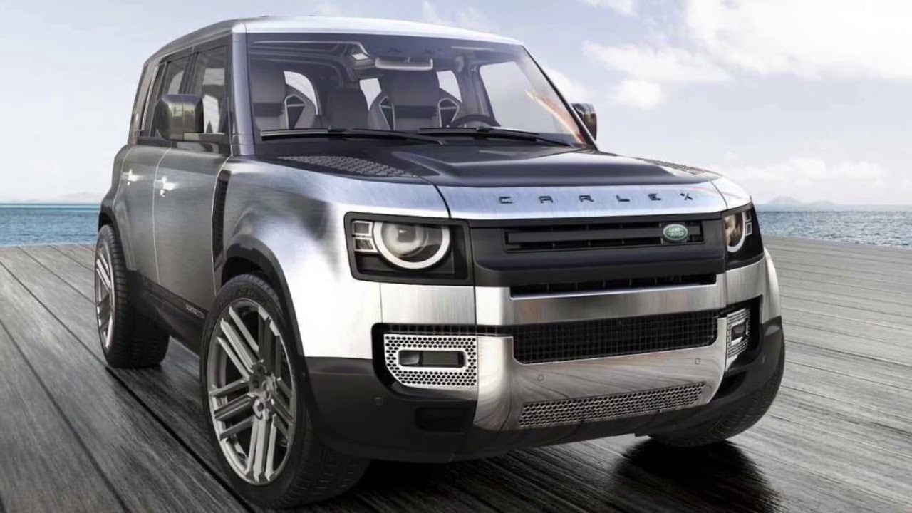 2021 Land Rover Defender Yachting Edition - YouTube