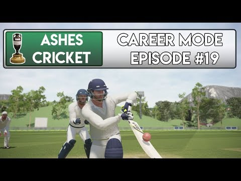 WOW - Ashes Cricket Career Mode #19
