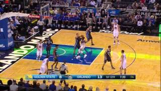 2016 Feb 15 NBA Warriors vs Magic Curry 51pts