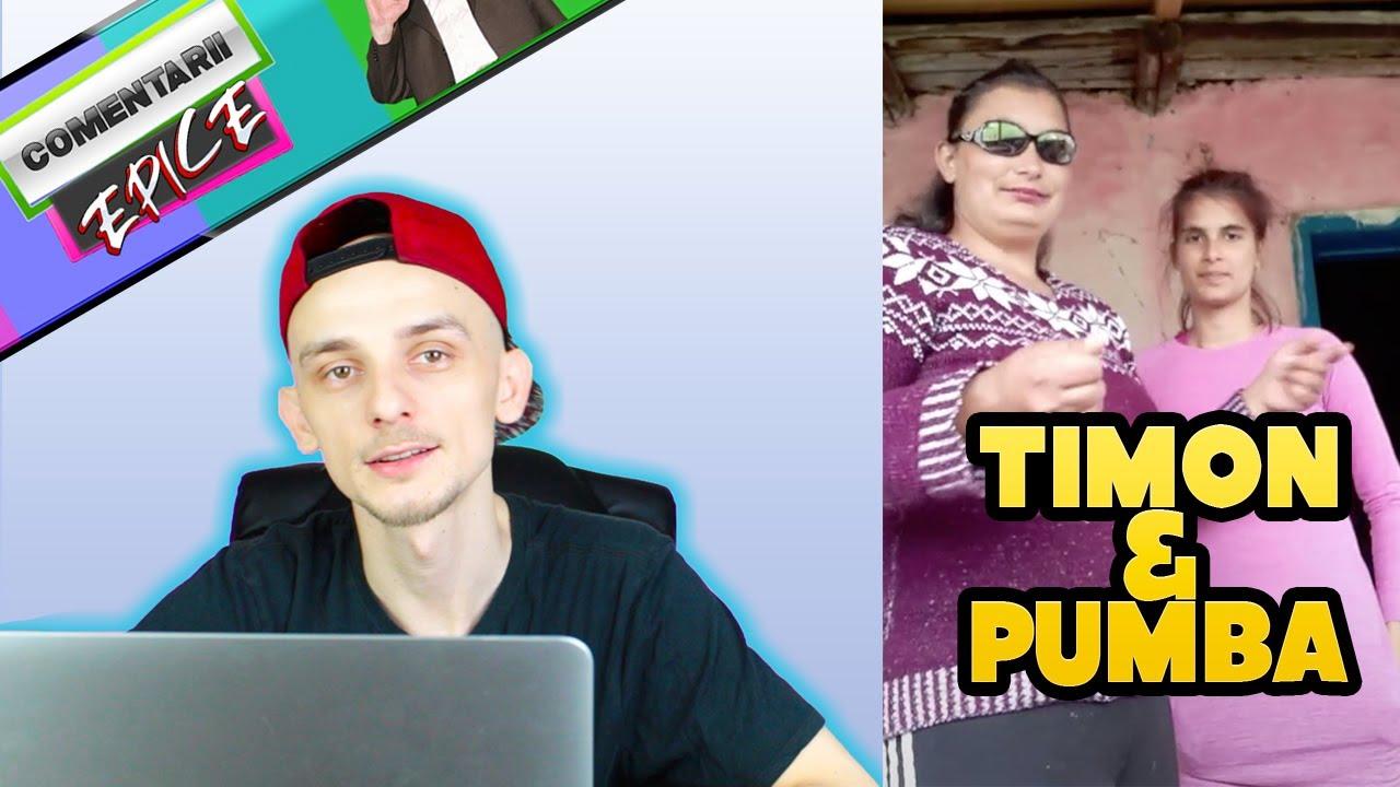Comentarii Epice de pe Tik Tok - Timon si Pumba