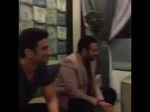 Thala Dhoni Meets Thalaivar Rajinikanth In His House. And Discussed About A Biography