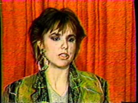 Patty Smyth Interview  1984