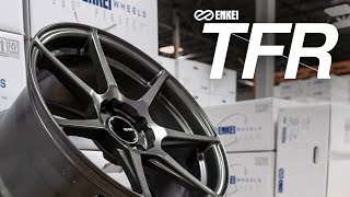 homepage tile video photo for The Enkei TFR Tuning Series Wheel