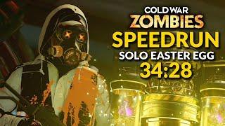 Mauer Der Toten Solo Easter Egg Speedrun 34:28