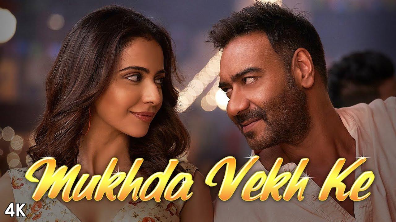Mukhda Vekh Ke :De De Pyaar De I Ajay Devgn, Tabu, Rakul l Mika Singh, Dhvani B, Manj Musik , Kumaar Watch Online & Download Free