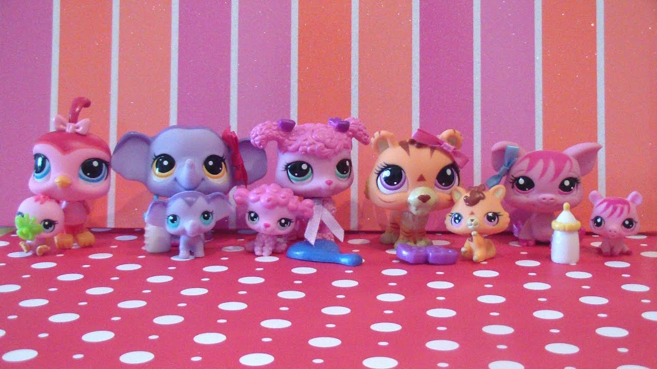 Lps poodle family