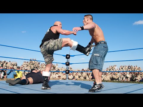 Stone Cold Steve Austins most underrated moments: WWE Playlist