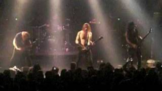 Nachtmystium - Your True Enemy LIVE in New York City 12-16-09