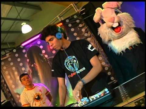 Cyberspace Semifinalistas de La Batalla de los DJ`S 2014-Dj Ivan Kutricsh