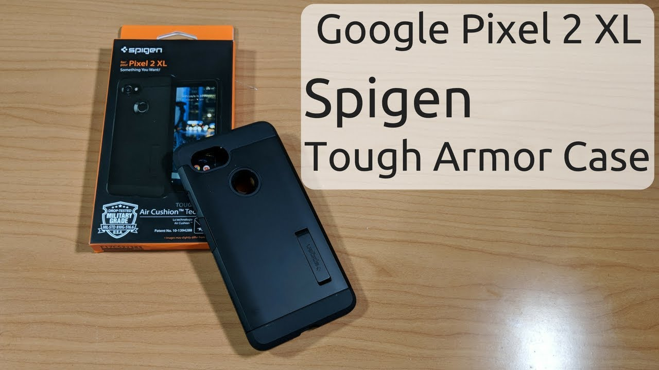 low priced a7299 05c82 Google Pixel 2 XL Spigen Tough Armor Case