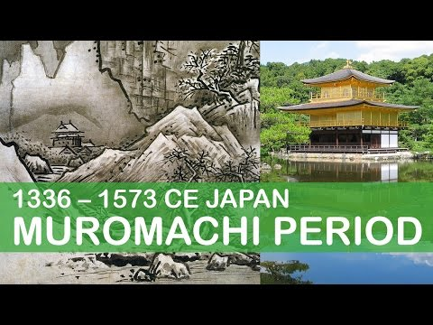 Muromachi Period | Japanese Art History | Little Art Talks
