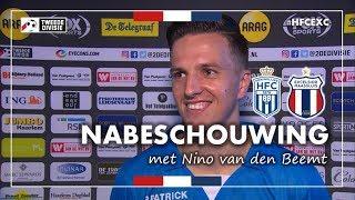 Reactie Nino van den Beemt na Koninklijke HFC - Excelsior Maassluis (2-3)