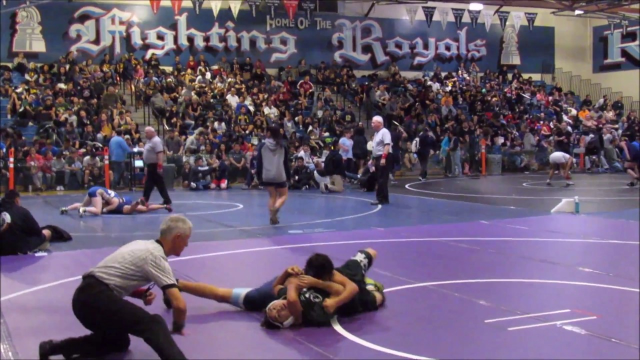 Dick hoover wrestling tournament springfield hs