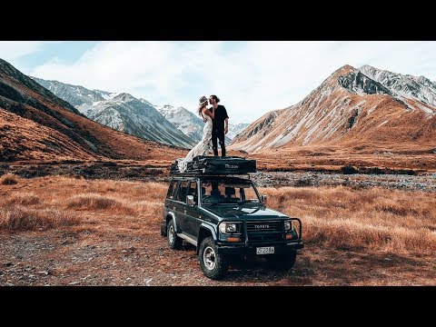 NO NEED FOR A HOTEL, NEW ZEALAND ROAD TRIP  | VLOG 01