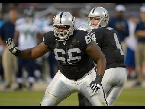 Raiders Gabe Jackson 5 Yr/$56M Contract Extension
