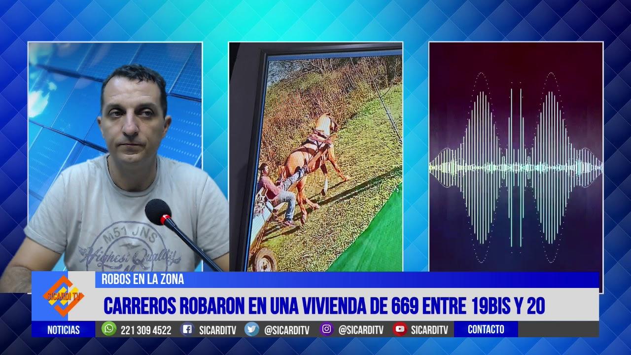 Denuncian robos a manos de carreros en Villa Garibaldi