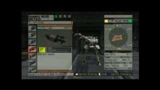 Chromehounds Sniper Builds