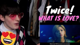 """Download Lagu TWICE """"What is Love?"""" M/V Reaction! (TZUYU & JUNGYEON OMG) Mp3"""