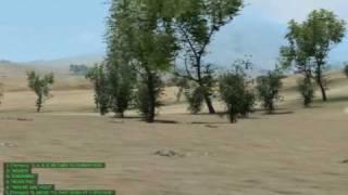 ARMA armed assault gameplay: unsurrounding, part 1 of 3