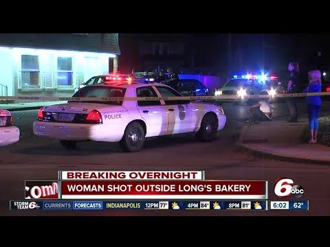 Woman dies after shooting in front of Long's Bakery