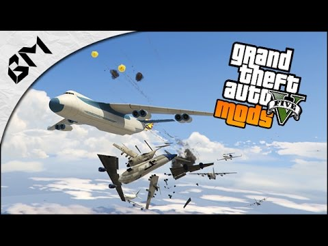 GTA 5 - Native Trainer - No Water Mod - Objects Spawner