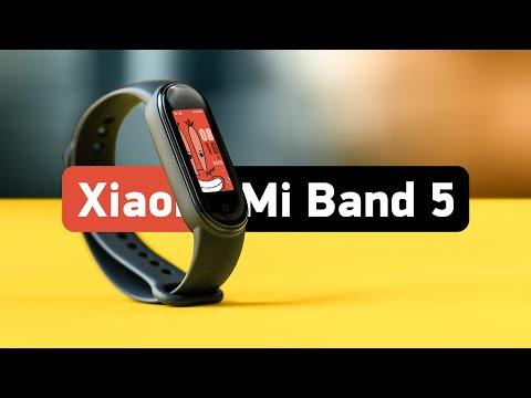 Обзор Xiaomi Mi Band 5 — тупо ЛУЧШИЙ!