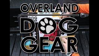 Overland Dog Gear Bag