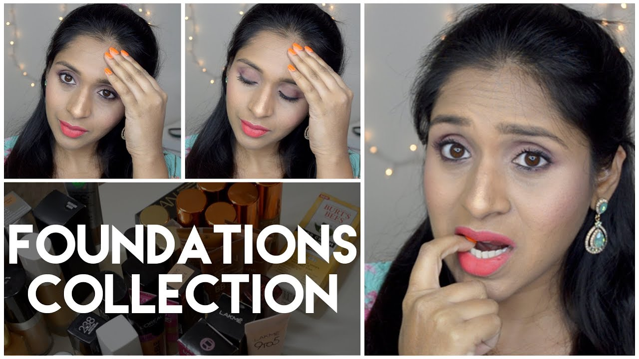 Foundation Book For MAC NC40/NC42 - Foundations Collection & Declutter |  deepikamakep