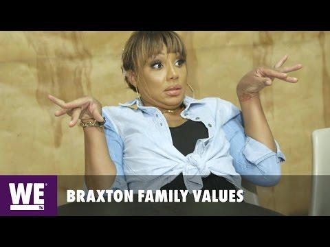 Braxton Family Values | Tyrannosaurus Arms | WE Tv