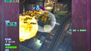 Mobile Light Force 2 Game Sample - Playstation 2