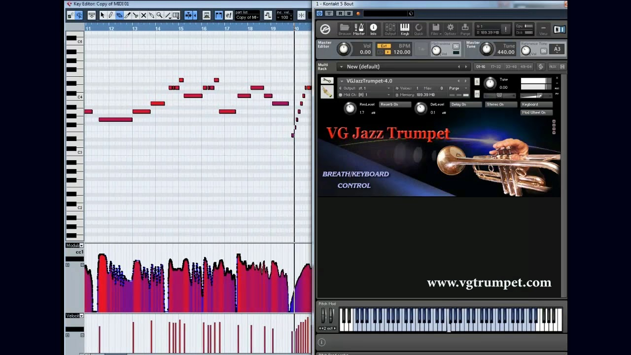 VG Jazz Trumpet v4 Native Instruments Kontakt sound library  VST WAV NKI  Brass