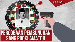VISTORY! Rentetan Usaha Pembunuhan Soekarno - By Era.Id