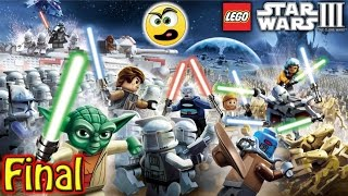 LEGO Star Wars III The Clone Wars PC Gameplay Parte 19 {FINAL} - Com Comentários