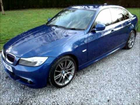 2010 bmw 320d 184 bhp m sport plus edition massive spec youtube. Black Bedroom Furniture Sets. Home Design Ideas