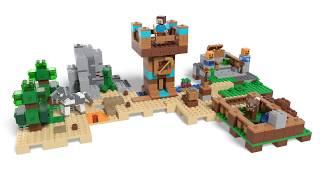 Crafting Box 2.0 - LEGO Minecraft - Product Animation