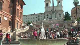 AIDAbella 29-06 bis 09-07-2012  Tag 7 -Civitavecchia/Rom am 05-07-2012-