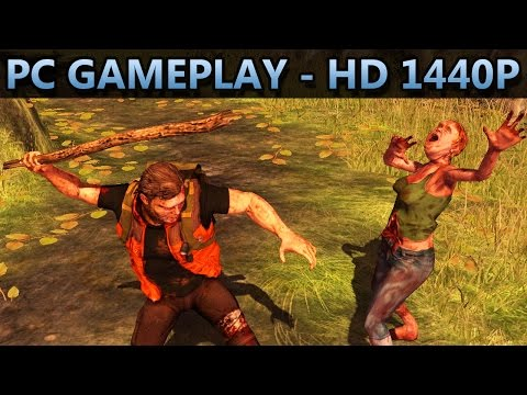 How To Survive: Third Person Standalone | PC GAMEPLAY | HD 1440P |